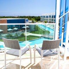 Отель Coral House Suites Доминикана, Пунта Кана - отзывы, цены и фото номеров - забронировать отель Coral House Suites онлайн балкон