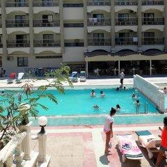 Temple Beach Hotel Турция, Алтинкум - отзывы, цены и фото номеров - забронировать отель Temple Beach Hotel онлайн бассейн фото 2