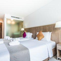 Andaman Beach Suites Hotel 4* Стандартный номер разные типы кроватей фото 8