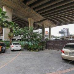 Отель Klassique Sukhumvit Бангкок парковка
