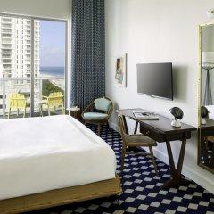 Отель The Confidante - in the Unbound Collection by Hyatt 4* Стандартный номер с различными типами кроватей фото 22
