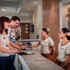 Отель Thavorn Palm Beach Resort Phuket Таиланд, Пхукет - 10 отзывов об отеле, цены и фото номеров - забронировать отель Thavorn Palm Beach Resort Phuket онлайн спа