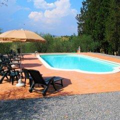 Отель Agriturismo Martignana Alta Италия, Эмполи - отзывы, цены и фото номеров - забронировать отель Agriturismo Martignana Alta онлайн бассейн