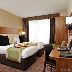 Отель Mercure London Bloomsbury комната для гостей