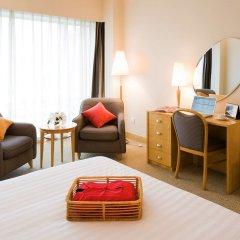 Отель Novotel Beijing Xinqiao Китай, Пекин - 9 отзывов об отеле, цены и фото номеров - забронировать отель Novotel Beijing Xinqiao онлайн удобства в номере фото 2