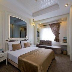 Отель Yasmak Sultan 4* Стандартный номер с различными типами кроватей фото 4