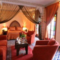 Отель Dar Al Andalous Марокко, Фес - отзывы, цены и фото номеров - забронировать отель Dar Al Andalous онлайн комната для гостей фото 2