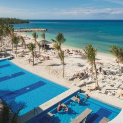 Отель Riu Reggae Adults Only - All Inclusive Ямайка, Монтего-Бей - отзывы, цены и фото номеров - забронировать отель Riu Reggae Adults Only - All Inclusive онлайн балкон