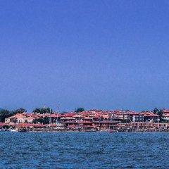 Hotel Prince Cyril Несебр пляж