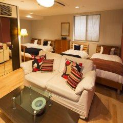 Отель Seaside Twins Momochi Фукуока комната для гостей фото 2