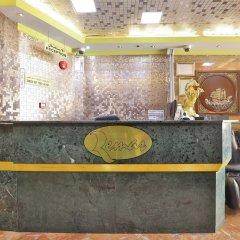 OYO 261 Remas Hotel Apartment Дубай интерьер отеля