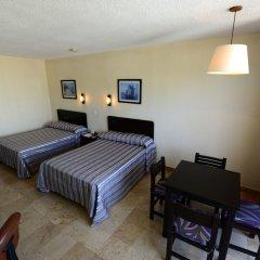 Отель Casa Inn Acapulco Мексика, Акапулько - отзывы, цены и фото номеров - забронировать отель Casa Inn Acapulco онлайн комната для гостей фото 4