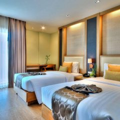 The ASHLEE Plaza Patong Hotel & Spa комната для гостей фото 4