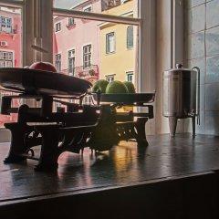 Отель Casinha Das Flores Лиссабон питание фото 3