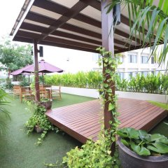 Отель Oakwood Residence Sukhumvit 24 Бангкок фото 14