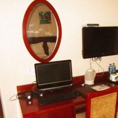 GreenTree Alliance Nantong West Renmin Road Coach Station Hotel удобства в номере фото 2