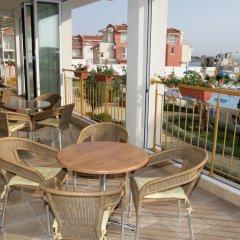 Отель Sunny Болгария, Созополь - отзывы, цены и фото номеров - забронировать отель Sunny онлайн балкон