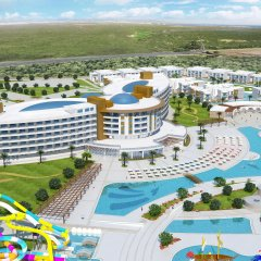 Отель Aquasis Deluxe Resort & Spa - All Inclusive бассейн фото 3