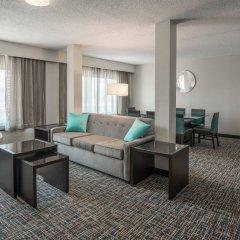 Crowne Plaza Memphis Downtown Hotel комната для гостей
