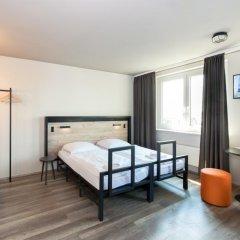 Отель a&o Frankfurt Ostend Германия, Франкфурт-на-Майне - отзывы, цены и фото номеров - забронировать отель a&o Frankfurt Ostend онлайн комната для гостей фото 5