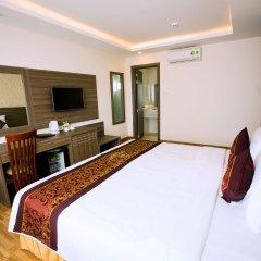 Отель Euro Star Hotel Вьетнам, Нячанг - отзывы, цены и фото номеров - забронировать отель Euro Star Hotel онлайн комната для гостей фото 3