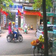 Hanoi Friendly Hotel Ханой парковка