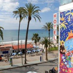 Отель Platjador пляж