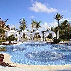 Отель Grand Bahia Principe Aquamarine бассейн