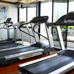 Trinity Silom Hotel фитнесс-зал фото 3