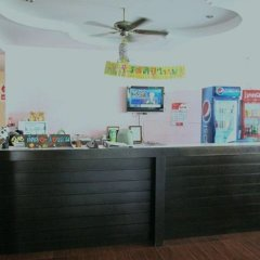 Ban Bua Resort & Hotel интерьер отеля