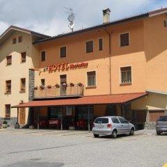 Hotel Mochettaz Аоста парковка