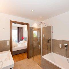 Hotel Lambrechtshof Аппиано-сулла-Страда-дель-Вино ванная