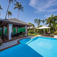 Отель Casa Tropicana Таиланд, Самуи - отзывы, цены и фото номеров - забронировать отель Casa Tropicana онлайн бассейн