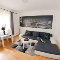 Отель Joe's Apartments - Landstrasser Hauptstr Австрия, Вена - отзывы, цены и фото номеров - забронировать отель Joe's Apartments - Landstrasser Hauptstr онлайн комната для гостей фото 4