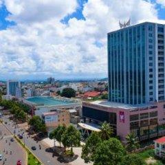 Отель Muong Thanh Luxury Buon Ma Thuot балкон
