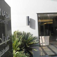 Отель Granada Suite Hotel Иордания, Амман - отзывы, цены и фото номеров - забронировать отель Granada Suite Hotel онлайн парковка