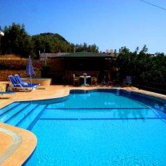 Apart Villa Asoa Kalkan Турция, Патара - отзывы, цены и фото номеров - забронировать отель Apart Villa Asoa Kalkan онлайн бассейн фото 3