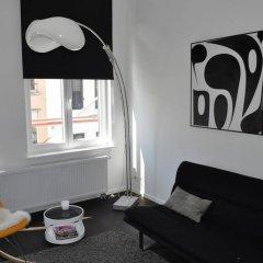 Отель City Life Apartments Бельгия, Антверпен - отзывы, цены и фото номеров - забронировать отель City Life Apartments онлайн комната для гостей фото 2