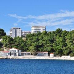 Отель Adriatic Queen Villa пляж фото 2