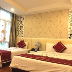 Hanoi Holiday Diamond Hotel комната для гостей