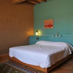 Отель Dar El Janoub Марокко, Мерзуга - отзывы, цены и фото номеров - забронировать отель Dar El Janoub онлайн комната для гостей фото 2