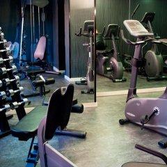 Отель Mirador de Chamartin Испания, Мадрид - отзывы, цены и фото номеров - забронировать отель Mirador de Chamartin онлайн фитнесс-зал фото 2