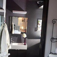 Отель B&b D&f Suites Brussels Брюссель ванная