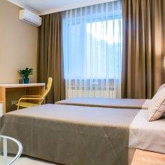 Гостиница Eco Apart Hotel Astana Казахстан, Нур-Султан - отзывы, цены и фото номеров - забронировать гостиницу Eco Apart Hotel Astana онлайн комната для гостей фото 4
