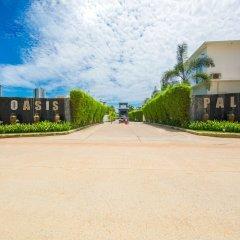 Отель Hollywood Pool Villa Jomtien Pattaya пляж фото 2
