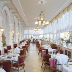 Отель Bristol Palace питание