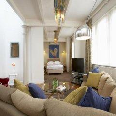 Отель Abode Manchester Манчестер комната для гостей фото 6