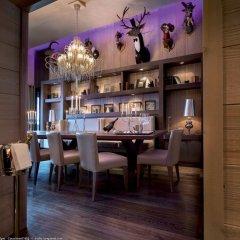 Grandes Alpes Hotel гостиничный бар