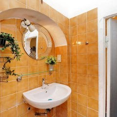 Отель Tevere Apartments Италия, Рим - отзывы, цены и фото номеров - забронировать отель Tevere Apartments онлайн ванная фото 2