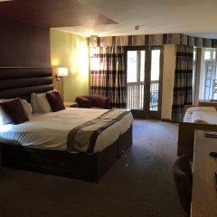 Gullivers Hotel комната для гостей фото 5